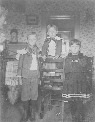 Conrad Adam's grandchildren