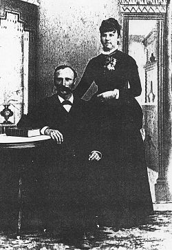 H. G. and Bertha Adam Froebel