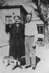 Willie and Lillie Schuetz Adam