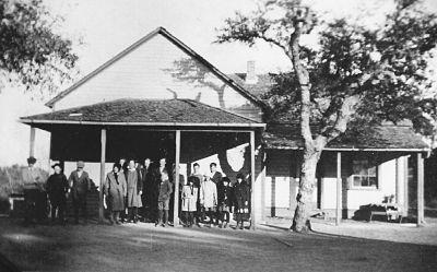 Balcones School 1930s