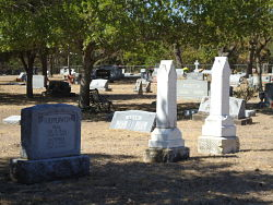 Conrad and Adalbertha Adam's Tombstone