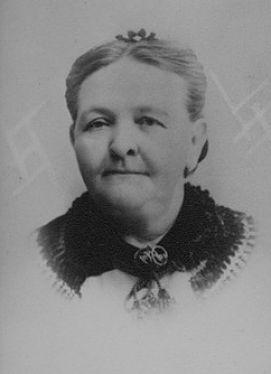 Wilhemina Finger Bergmann