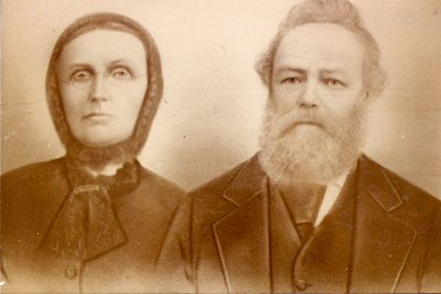 Philipp and Marie Peters Bauer