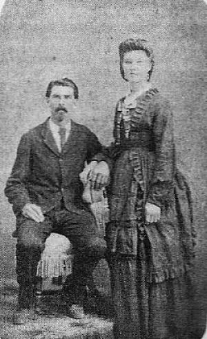 Paul and Kathinka Adam Toepperwein