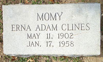 Clines, Erna Adam_opt