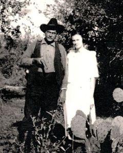 Paul and Ame Richardson 1921_opt