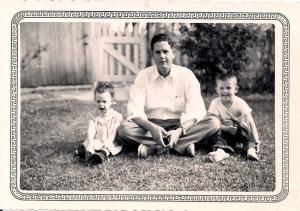Kathryn, Howard Richardson, Phil Asher